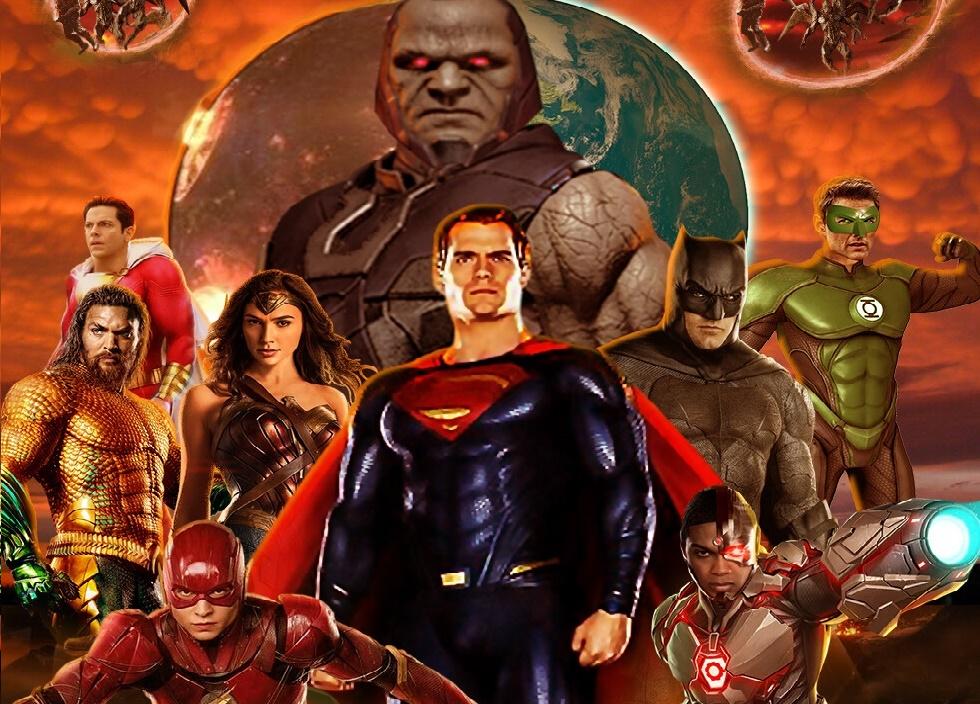 Liên Minh Công Lý 2021 Phiên Bản Của Zack Snyder 01 – Thuyết Minh