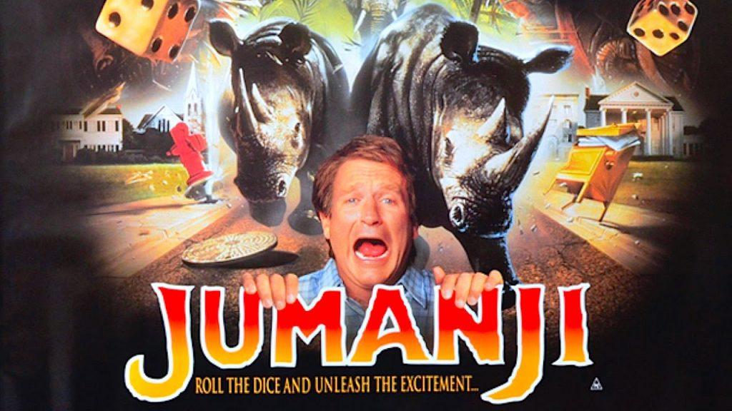 Jumanji 1 1995 Trò Chơi Kỳ Ảo Welcome To TheTrò Chơi Bí Ẩn – Thuyết Minh